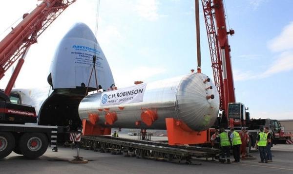 CH ROBINSON Cargo delivery