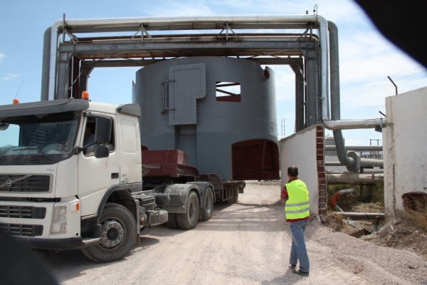 Cement Factory Project