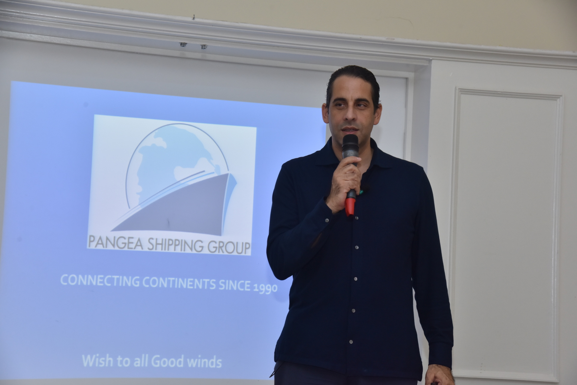Official launch of the holding PANGEA SHIPPING GROUP