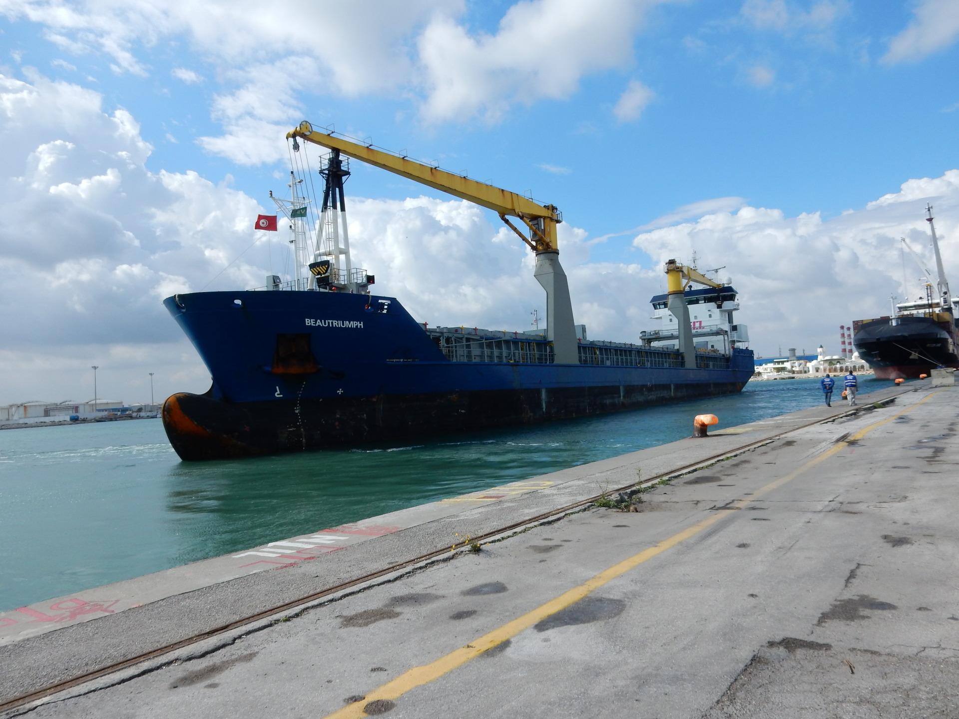 Rades Port