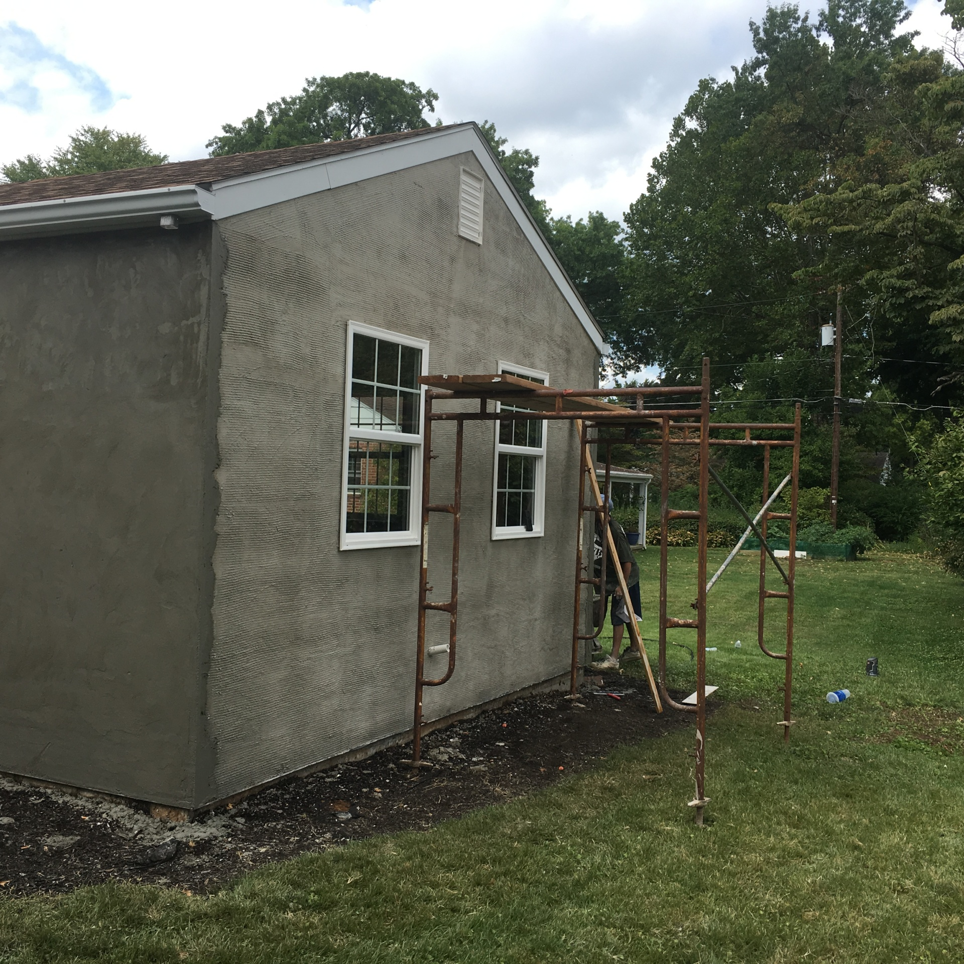 Stucco - New Construction / Repair