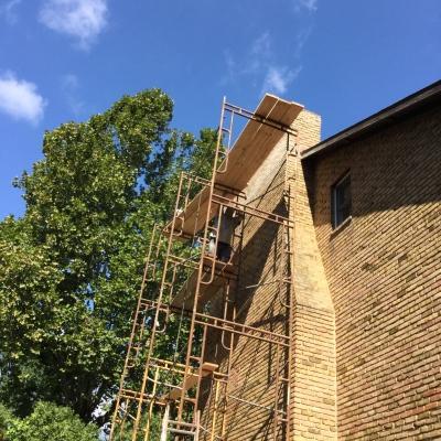 Brick Chimney Repair/Rebuild/Repoint