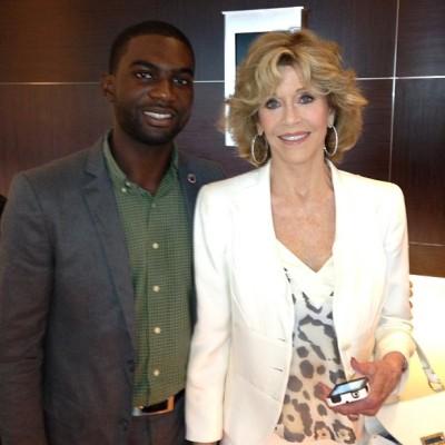 Ms. Jane Fonda
