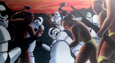 Stormtroopers defeat