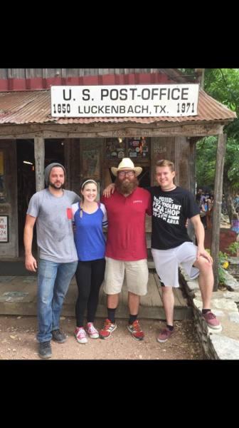 Luckenbach, TX