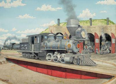 The Railway History of Como