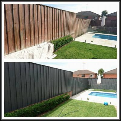 Fence Fascade...