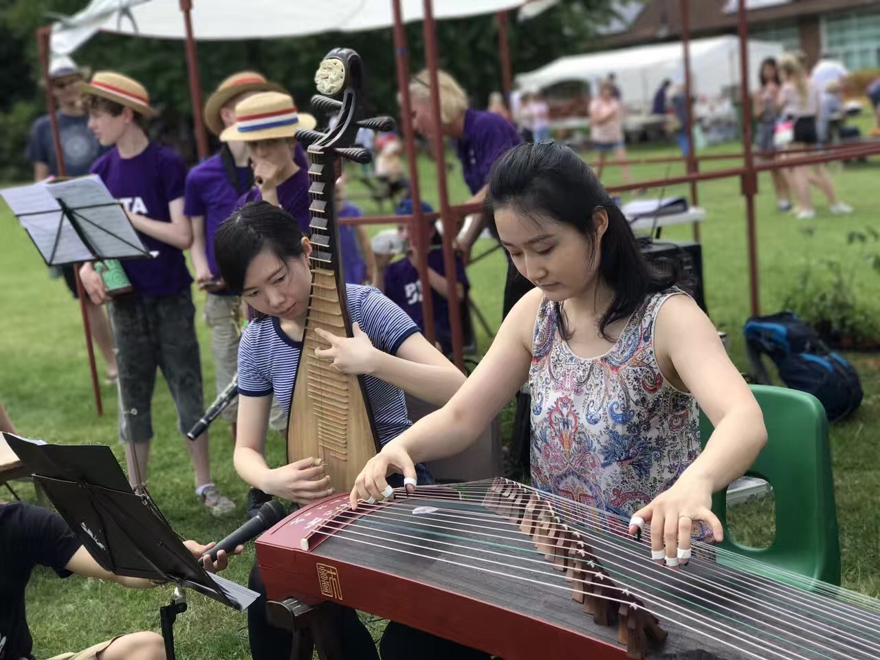 Chinese Classical Instruments Studio CCIS