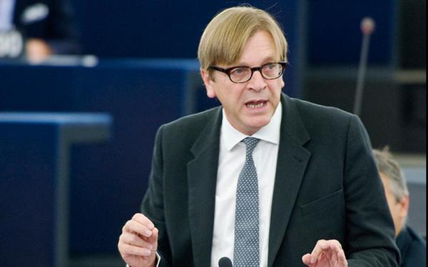 Γκ. Φερχόφτσαντ: ευκαιρία το Brexit για ισχυρότερη Ευρωπαϊκή Ένωση