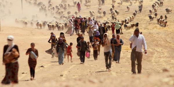 Οι Κούρδοι στο Ιράκ κατά των Yezidis!