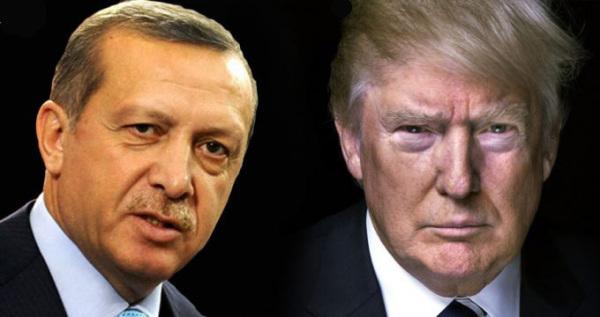 Ο Ερντογάν τρέχει προς συνάντηση του Τραμπ!