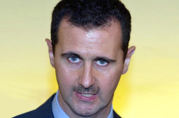 """Ο Άσσαντ απορρίπτει την πρόταση Τραμπ για """"ασφαλείς ζώνες"""" στη Συρία"""