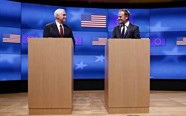 Τουσκ προς ΗΠΑ: απαιτούμε την απερίφραστη υποστήριξη των ΗΠΑ