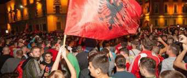 Η Αλβανία ξεσηκώνεται κατά του Ραμα