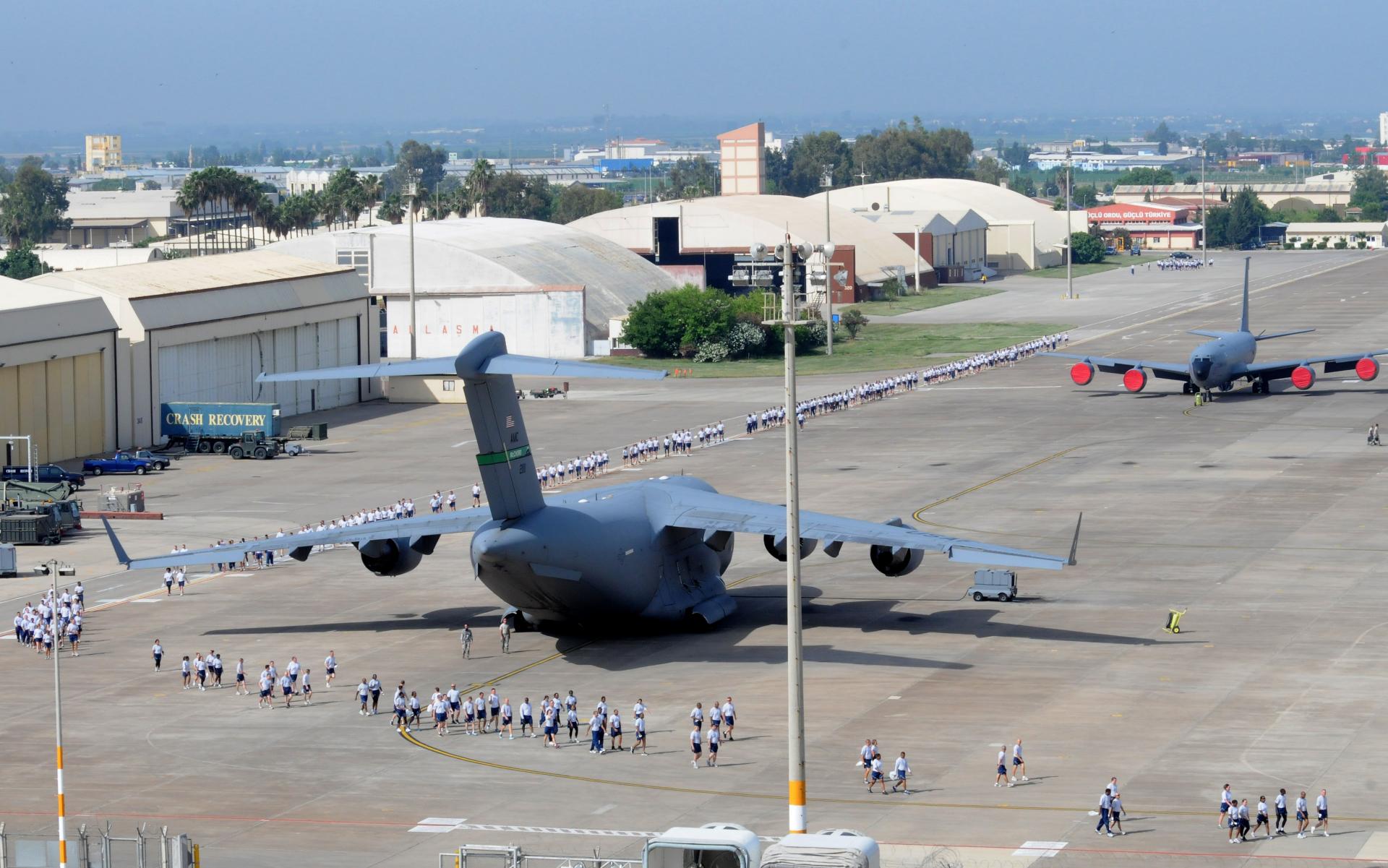 Το αεροδρόμιο Ιντσιρλίκ και ο αντιαμερικανισμός όπλα της Άγκυρας κατά ΗΠΑ