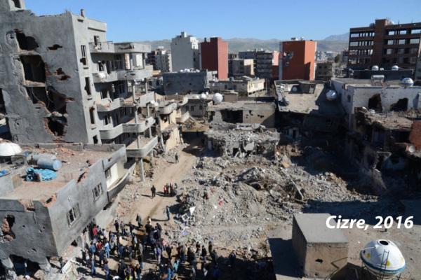 ΟΗΕ : παραβιάσεις ανθρωπίνων δικαιωμάτων στην Τουρκία που οδηγούν σε εθνοκάθαρση!
