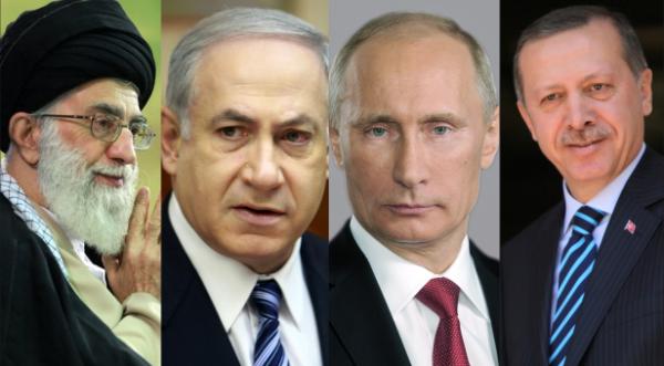 Δυο σύμμαχοί των ΗΠΑ στο Κρεμλίνο: μεγάλα λόγια, χωρίς κέρδη!
