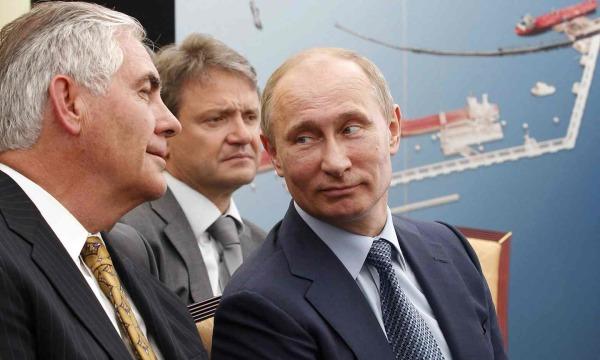 Πάει και πότε ο Τίλερσον στη Μόσχα; Ερωτηματικά γύρω από την επίσκεψή του
