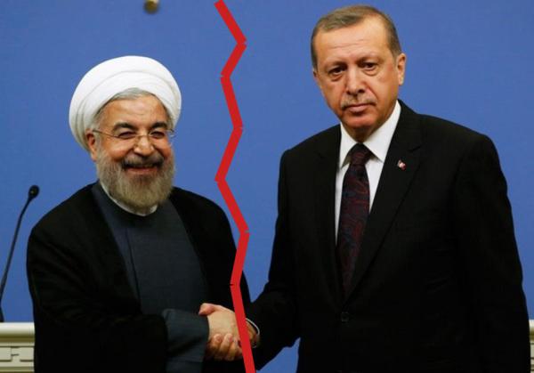 Η Τουρκία βρήκε νέο εχθρό : το Ιράν!