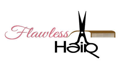 Flawless Hair Salon Charleston SC Logo
