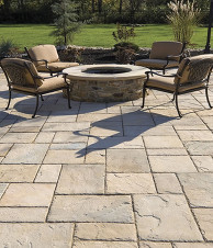 Patio Pavers and Brick Slate