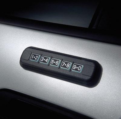 Keypad Keyless Entry