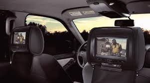 Headrest DVD System