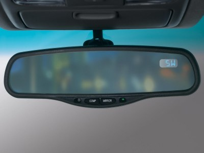 Car Replacement Rearview Mirror