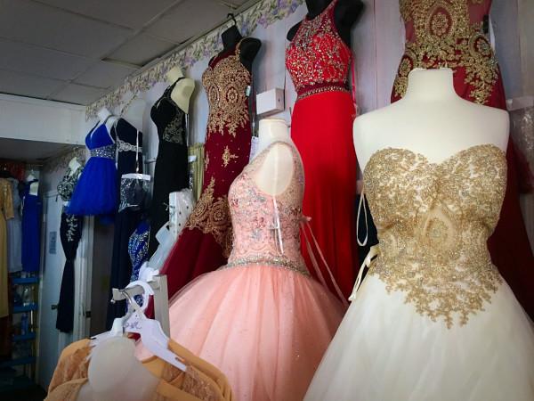formal dresses Creek SC