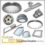 Solar Ray Hazardous Location product selector-