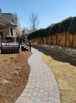 Pavers and Walkways