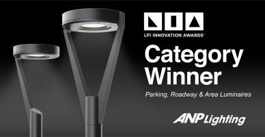ANP was a category winner at Lightfair for the below EQ Collection.
