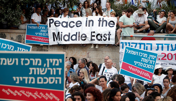March for Peace, just a month ago, is a beautiful example of unity and inclusion.