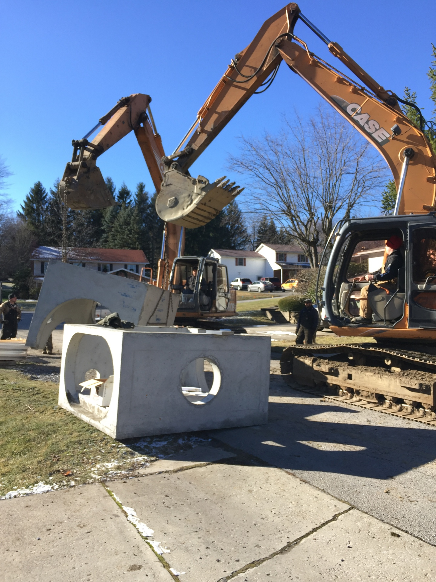 Howells Run Storm Sewer Replacement