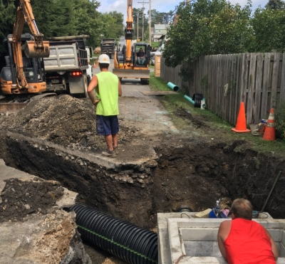 Jerome Storm Sewer Replacement