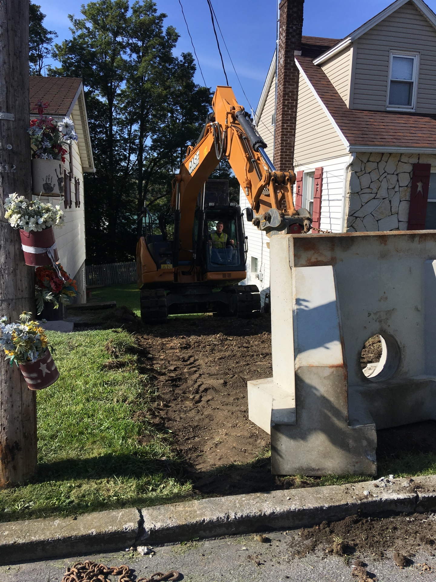 25th St Storm Water Management