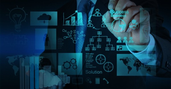 The integration of Business Solutions