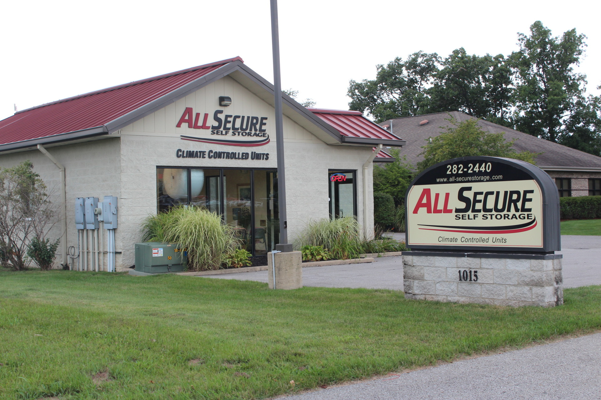 All Secure Self Storage - Granger, IN