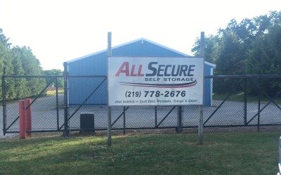 All Secure Self Storage - Rolling Prairie