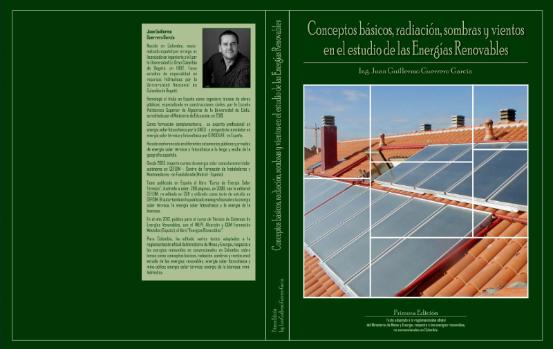 Conceptos básicos, radiación, sombras y vientos en el estudio de las Energías Renovables