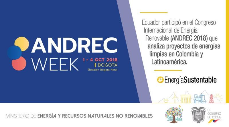 MAYOR CONGRESO DE ENERGÍAS RENOVABLES EN COLOMBIA