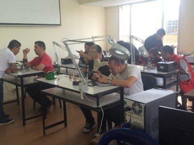 """""""Cursos Mantener e instalar Alarmas y redes de seguridad CCTV"""""""