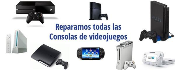 +curso+reparacion +consolas