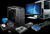 Reparacion -  Computadores y componentes