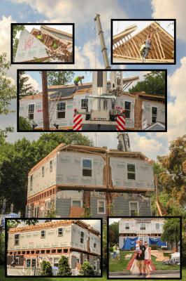 2nd story modular addition