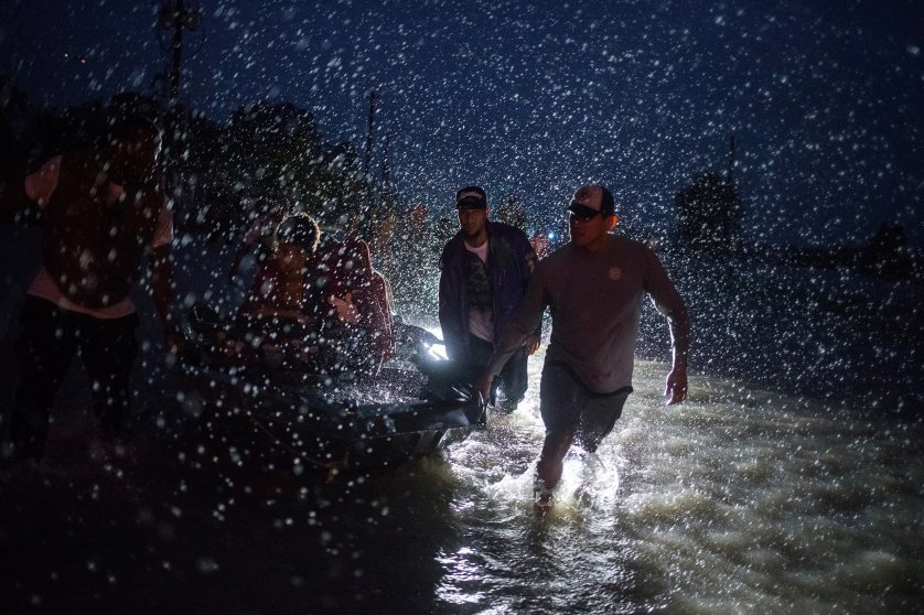 Hurricane Harvey: Time Magazine