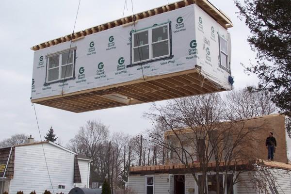 Building a Modular Home Addition