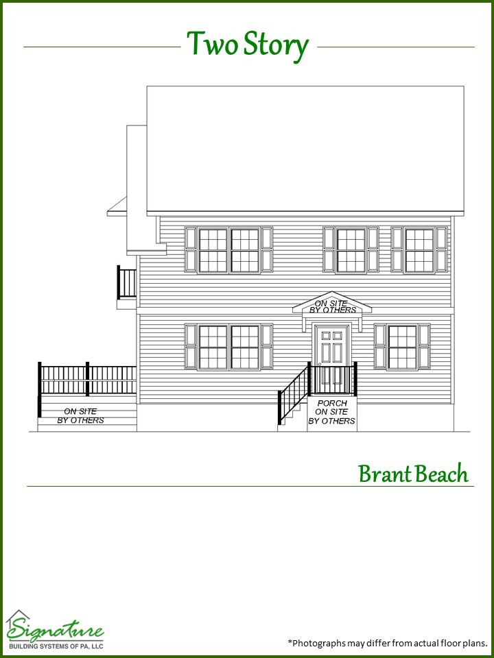 Two Story /Branch