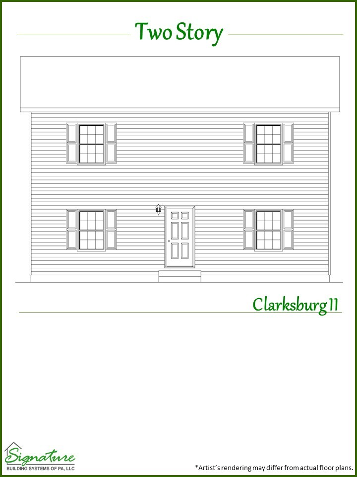 Two Story /Clarksburg 11
