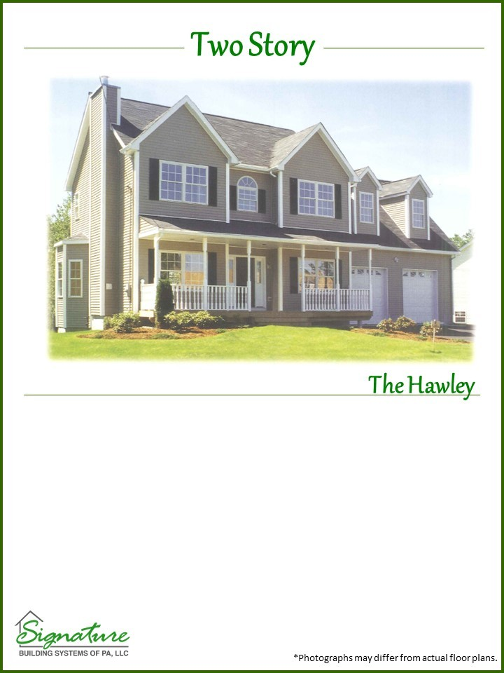 Two Story /The Hawley